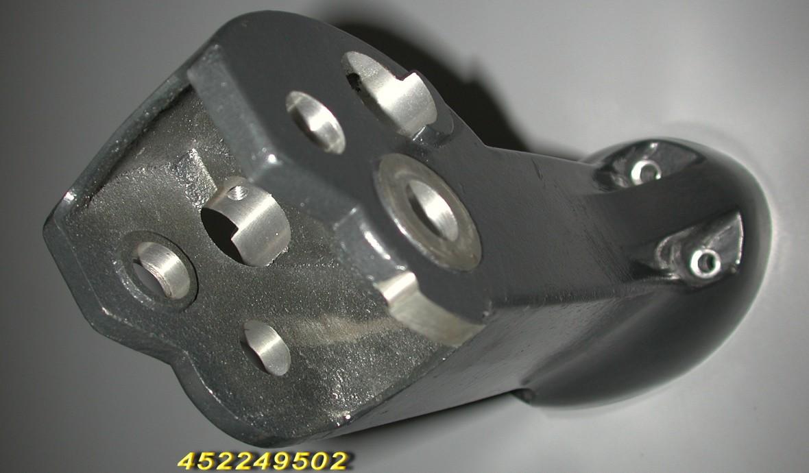 452249502,Braccio timone, alluminio,1.06Kg(1)