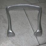 Bracciolo_mania, alluminio, 0,67Kg