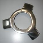 SL2559, Volantino alluminio, 0,5Kg