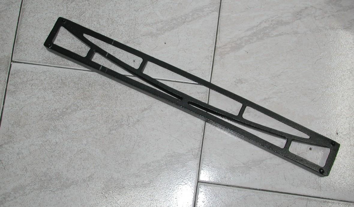 Y63600, Griglietta scarico fumi modulo 600, Ghisa, 2.30Kg(2)